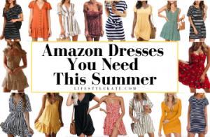 amazon dresses you need this summer