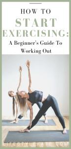 exercising for beginners