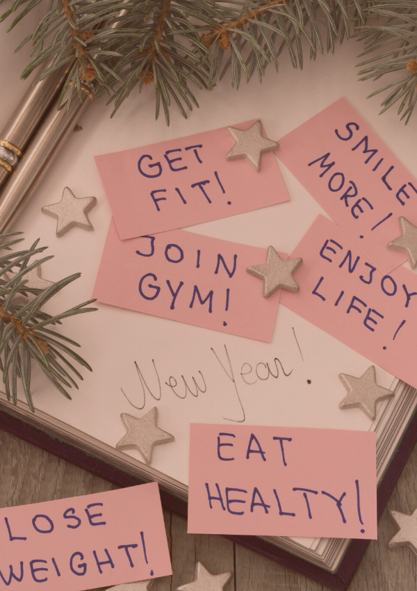 New Years Resolutions You Can ACTUALLY Stick To