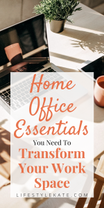 home office essentials